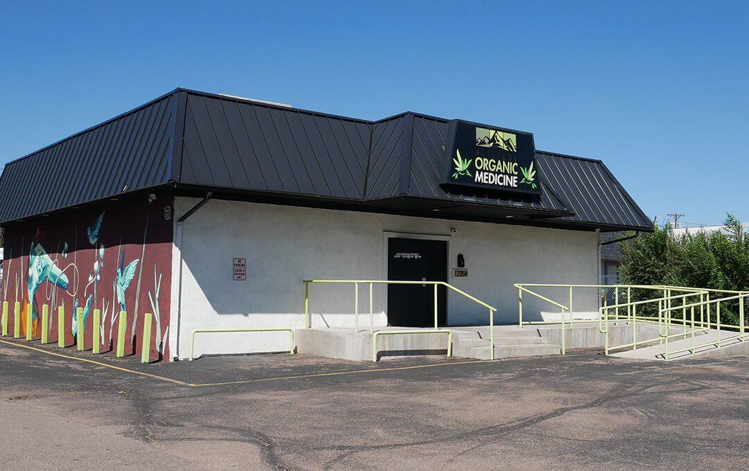AOC Platte Ave Branch Exterior