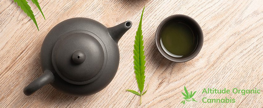 Why You Should Start Drinking Cannabis Tea