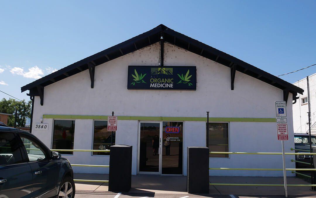 AOC Nevada Branch Exterior